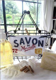 Panier Savon de Marseille