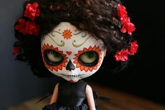 day of the dead blythe!