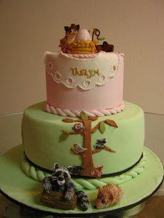 Friends Baby Shower Cake Decorating Community Cakes We Bake cakepins.com