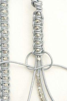 Knotted Bracelet ✿