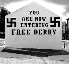 How to run a city. The Province, Belfast, Northern Ireland, Murals, Irish, Politics, City, Irish Language, Northern Ireland County
