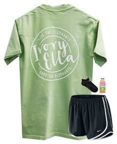 """""""pm me for advice!"""" by classynsouthern ❤ liked on Polyvore featuring NIKE"""