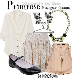 hunger games   Disney Bound