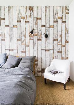 Wallpaper - old boards.