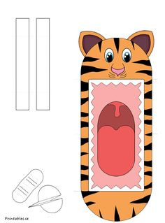 Paper Craft with Patterns for Kids papercraft animals papercraft animals papercraft animals templates papercraft animals pdf papercr. Bird Paper Craft, Paper Crafts For Kids, Diy For Kids, Paper Puppets, Hand Puppets, Paper Toys, Craft Activities, Preschool Crafts, Toddler Activities