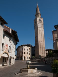 Pordenone Italy this place is beautiful and romantic