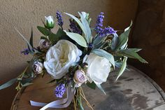 Hello! Welcome to The Blooming Wreath. We are an all silk flower shop located In Southern California. We pride ourselves in only using wedding quality silk flowers. Why Faux Silk Flowers? Many brides are wonderfully surprised at the quality of silk flowers and they are fast coming