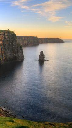 Cliffs Of Moira, Ireland