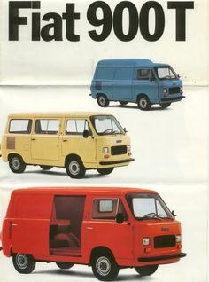 Fiat 900T - we are restoring a camper van version.