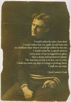 Quotes Jack London Courage