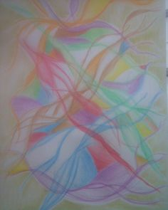 my first abstract painting
