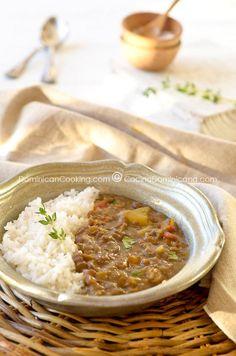dominican lentil stew