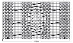 """DROPS 102-8 - De set bestaat uit: DROPS dubbele muts van 2 draden """"Alpaca"""" en een DROPS sjaal met kabels van """"Eskimo"""". - Free pattern by DROPS Design"""