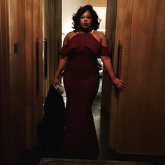 """31k Likes, 449 Comments - Amber Riley (@msamberpriley) on Instagram: """"Thank you for this look!  Hair: @hairbyhimuk  Makeup: @clairedegraft  Styled by: @karl_willett"""""""
