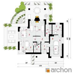 ARCHON+ PROJEKTY DOMÓW: tarz