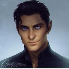 WHOA ..or Warden Surana? looks a little like Richard Armitage