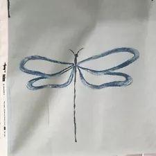 Scion Fabric Dragonfly Marine Curtain Craft Fabric 3 Metres Linen Mix Indigo Curtains, Linen Curtains, Curtain Fabric, Scion Fabric, Fabric Samples, Fabric Crafts, Fabric Design, Hair Accessories, Ebay