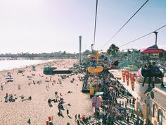 Santa Cruz Beach Boardwalk & 98 other things to do this summer