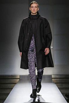 Jil Sander Menswear Fall Winter 2014 Milan - NOWFASHION