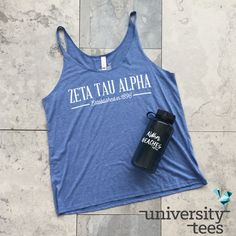 Aloha Beaches! | Zeta Tau Alpha | Made by University Tees | universitytees.com