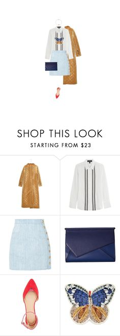 """""""290317"""" by y1232189 ❤ liked on Polyvore featuring Theory, Balmain, Kendall + Kylie, Charlotte Russe, Juliska and Anita Ko"""