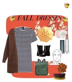 """""""changes"""" by miarunhamworkshere on Polyvore featuring Misha, Bitossi, Fresh, Maybelline, T By Alexander Wang, Tory Burch and The Cambridge Satchel Company"""