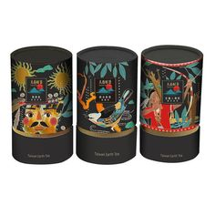 Showcase and discover creative work on the world's leading online platform for creative industries. Craft Packaging, Vintage Packaging, Food Packaging Design, Coffee Packaging, Packaging Design Inspiration, Branding Design, Design Poster, Label Design, Tea Design