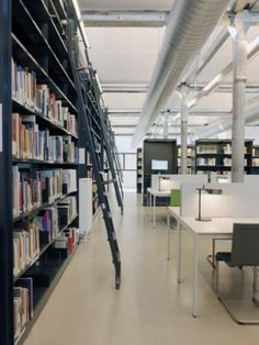 KHIO bibliotek - Morten Steen Kaels | NIL