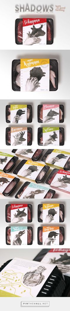 #Shadows born in good farming #packaging #design - http://www.packagingoftheworld.com/2016/12/shadows-born-in-good-farming.html