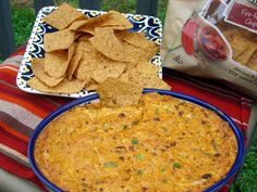 White Trash Dip.  Okay, I admit, I simply love the name of this!