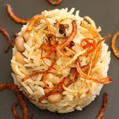 Cherrapeno: Black-Eyed Bean & Basmati Rice