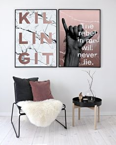 Rosegold posters See our entire collection online at www.peopleoftomorrow.no Have a great day! #killingit #therebelinme #posters #wallart #rosegold #unique #art #posterart #poster #interior #scandinavian #nordic #homedecor #details #home #webshop #interiorposter