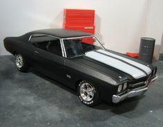 Chevelle From Movie Faster