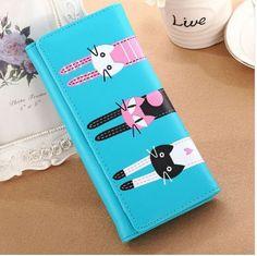 11.00$  Watch here - http://vikoi.justgood.pw/vig/item.php?t=ok0l2d624804 - Korean Style package Leather Women Wallet BIC085 PR05 11.00$