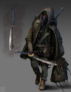 Post-apocalypse-themed art, photography and costume/character design. Post Apocalypse, Apocalypse Survivor, Apocalypse World, Post Apocalyptic Art, Apocalyptic Fashion, Character Concept, Character Art, Concept Art, Apocalypse Character