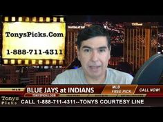 MLB Betting Preview Toronto Blue Jays versus Cleveland Indians Lines Odd...