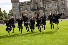 Airth Castle in Scotland