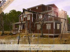 Pralinesims' Abandoned Orphanage