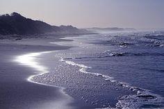 Playa, Sun, Mar, Puesta Del Sol