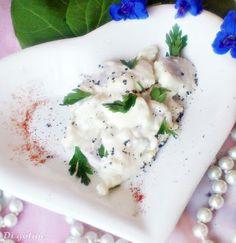 Di gotuje: Filety śledziowe w sosie śmietanowym