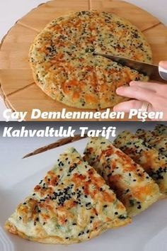 Lunch Recipes, Breakfast Recipes, Cooking Recipes, Turkish Recipes, Indian Food Recipes, Pin On, Breakfast Items, Iftar, Best Appetizers