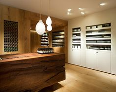 In Praise Of Shadows Utilizes Dead Wood From A Stockholm Park In First Swedish Aesop Shop - http://www.homedecority.com/decorating-ideas/in-praise-of-shadows-utilizes-dead-wood-from-a-stockholm-park-in-first-swedish-aesop-shop.html