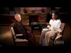 "Oprah Winfrey talks with Thich Nhat Hanh Excerpt - Powerful - Mantras - ""Darling I suffer - Please help me""..."