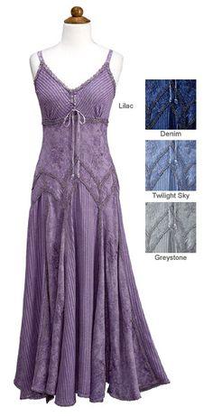 Medieval & Renaissance - Summerfest Dress