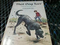 1969 paperback edition of That Dog Tarr by Nan Hayden by Jorisna, $5.00