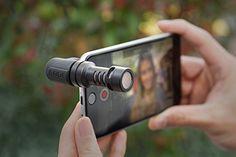 Rode VideoMic Me Ultra-kompaktes Kondensator-Richtmikrofon für Smartphone