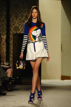 Snoopy cartoon Fashion