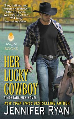 "Cat's Reviews: ""Her Lucky Cowboy"" (Jennifer Ryan) ★★★★★ with GIVE..."