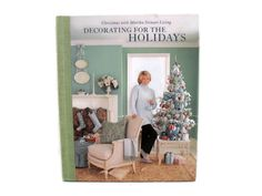 http://www.bonanza.com/listings/Decorating-for-the-Holidays-Christmas-with-Martha-Stewart-Living/293373087