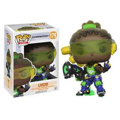 * From Overwatch, Lucio, as a stylized POP vinyl from Funko!* Stylized collectible stands nearly 10 cm tall, perfect for any Overwatch fan! * Collect and display all Overwatch POP! Pop Vinyl Figures, Funko Pop Figures, Overwatch Pop Vinyl, Overwatch Pop Figures, Pop Disney, Figurines Funko Pop, Anime Figurines, Funko Toys, Finding Nemo